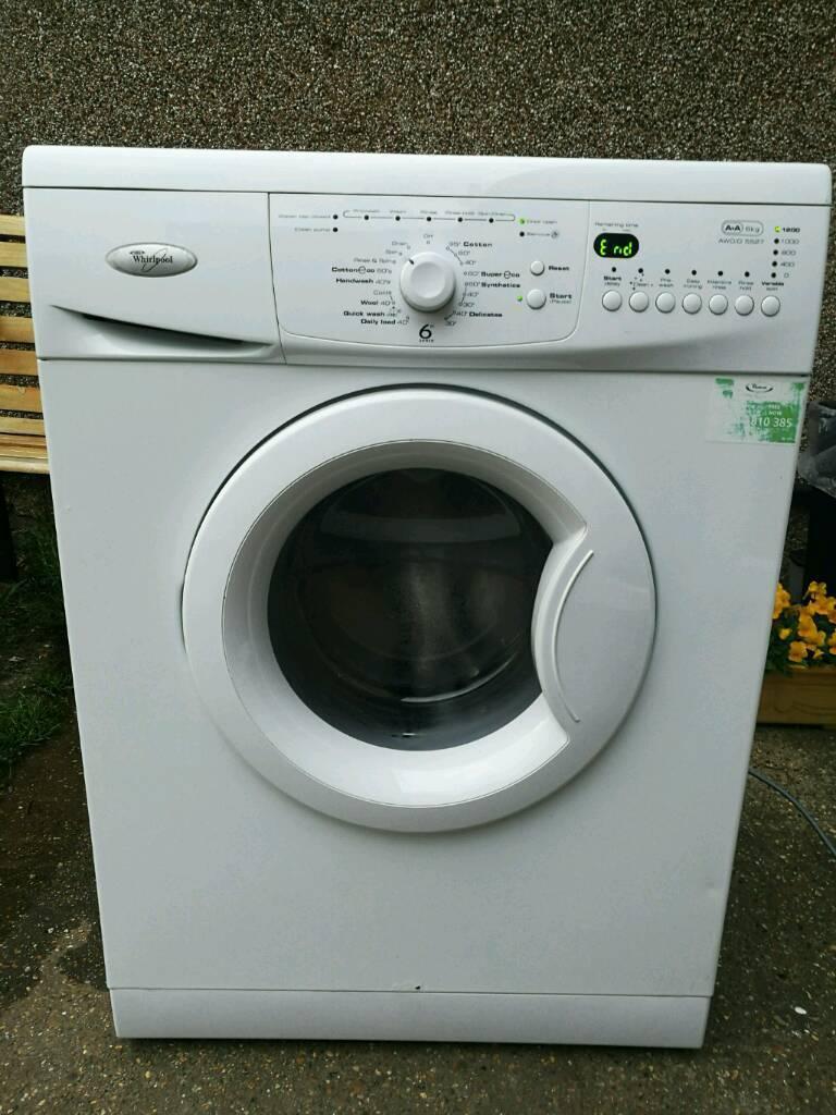 Whirlpool Washing Machine ~ Whirlpool washing machine in dagenham london gumtree