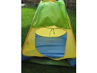 Colourful Children's Play Tent