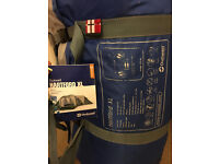 Outwell Hartford XL 8 man tent. Excellent condition only used 3 times