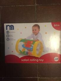 Rolling Toy/Tummy Time