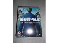 A Town Called Eureka. The complete tv series.