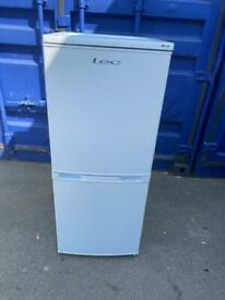 LEC Fridge Freezer 130cm