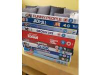 Adam Sandler dvd collection