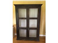 Character wooden cabinet