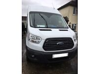 Ford Transit, less than a year old was £32,000 when new for sale at a bargin price