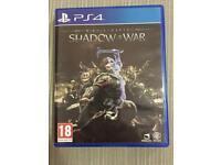 Shadow of war ps4 £15