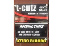 T-CUTZ best barber in bolton and farnworth