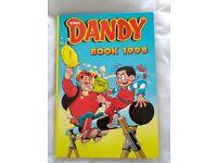 Dandy annual 1998