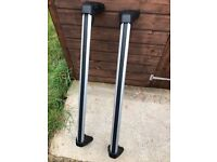 BMW 1 and 2 series (F2x) OEM Roof Bars (as new)