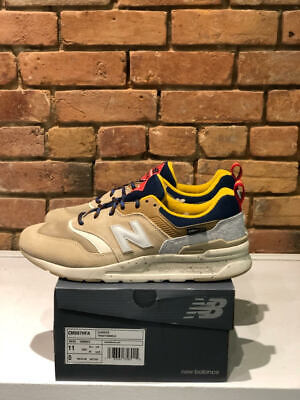 NEW BALANCE SHOES CM997HFA OUTDOOR PACK MORROCAN TILE