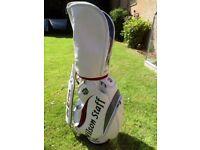 Golf Tour Bag. Excellent Condition