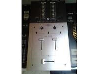 stanton scratch mixer