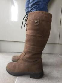 Dublin Country Boots size 6