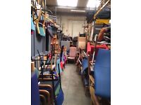 FREE TO COLLECT - Quality Meeting Stacking Office Reception Chairs