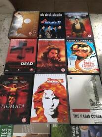 DVD Collection, 11 titles total