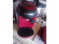 Tassimo coffee pod machine