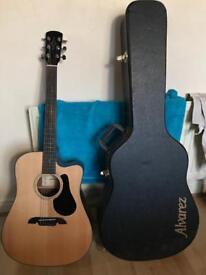 Alvarez RD8C Guitar with Case