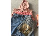 Girls clothes bundle age 10-12