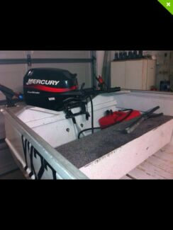 3.6m 15hp 4 stroke fishing boat ready to go Caboolture Caboolture Area Preview