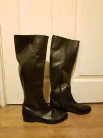 Brand new ASOS leather boots