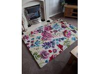Handmade designer rug