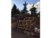 Pallets for £1