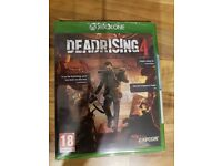 Dead Rising 4 (Xbox One) NEW & SEALED