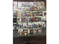 Xbox 360 120gb + Kinect & 44 games