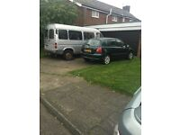 Ford transit van 81000 miles from new ..