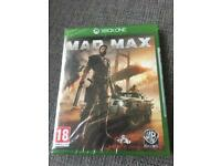 Brand new Mad max Xbox one.