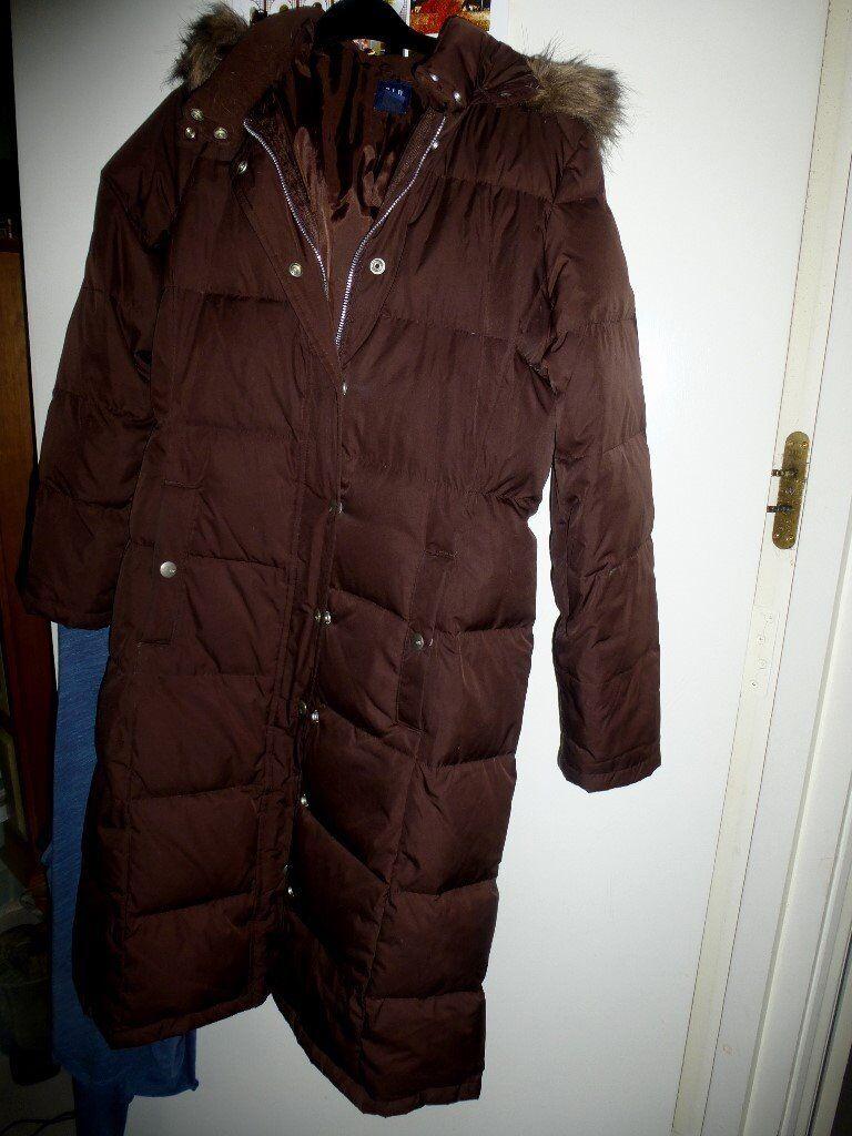 Gap Ladies coat, size 12