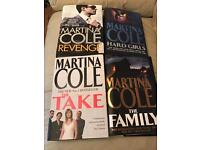 Martina cole bestsellers