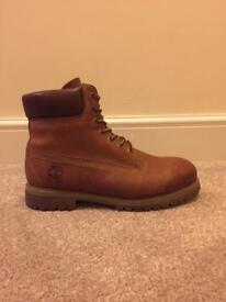 MEN'S TIMBERLAND HERITAGE CLASSIC 6-INCH BOOT BROWN