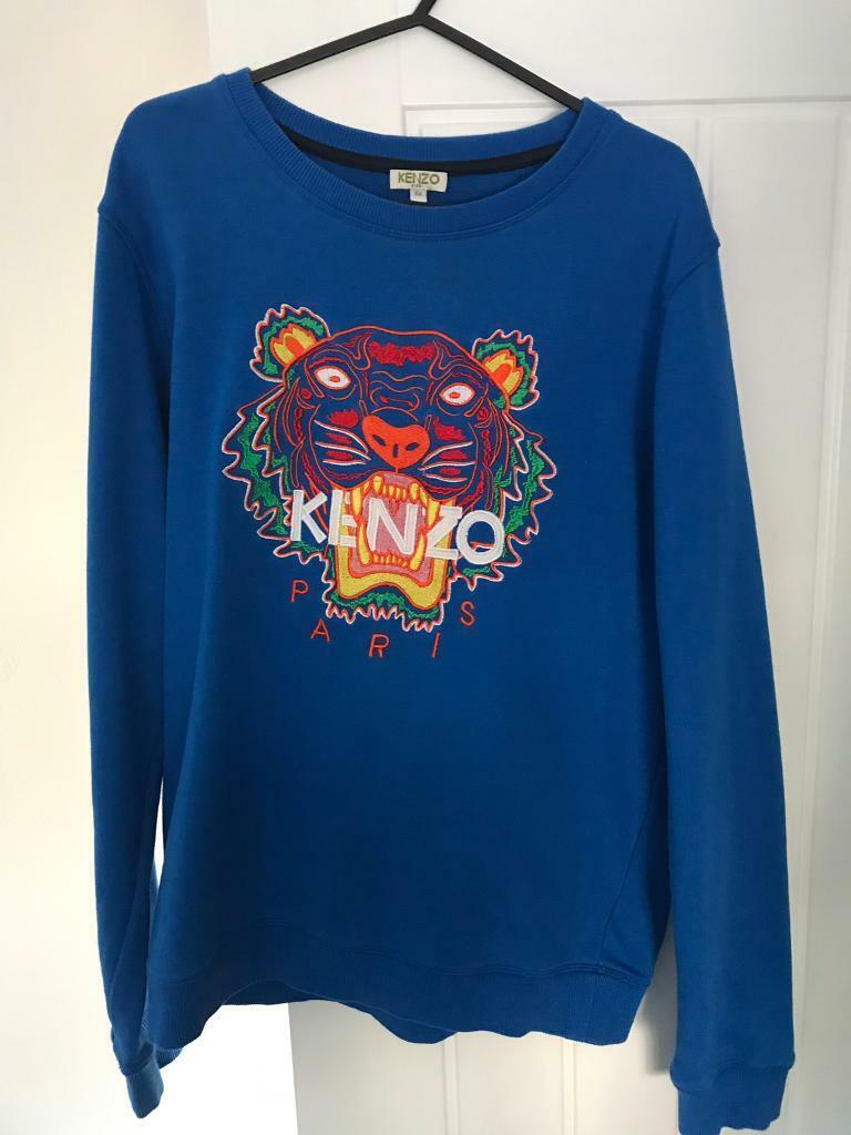 Kenzo jumper  fde5cb1c3