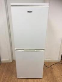 Fridgemaster fridge freezer 142cm tall