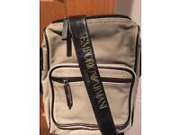 Emporio Armani crossbody bag (man bag)