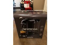 Nespresso Vertuo Plus + 60 Coffee Pods and sample pack