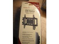 """TV Bracket 15"""" to 40"""" TFT Perfect, Brand New, Low Profile, Unopened."""