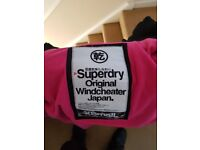 ladies superdry jackect