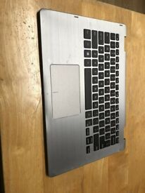 Dell 2-in-1 Palmrest & Touchpad & Keyboard FULL WORKING