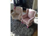 Bespoke Child's Armchair