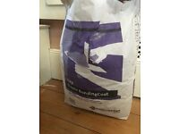 FREE - thistle bonding coat approx 20kg