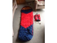 Sleeping Bag in Pouch