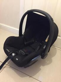 Maxi Cosi citi car seat & Mirror to attach to seat. Excellent condition