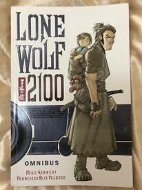 Lone wolf 2100 omnibus.