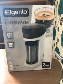 Elgento coffee maker