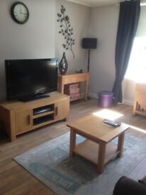 Fully furnished two bedroom flat for rent in Aberdeen
