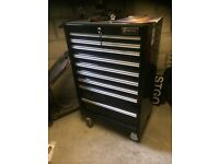 Britool tool chest and rollcab