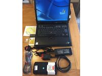 Auto Diagnostic Laptop Car Van Truck + New Bluetooth VCI + 2014.2 Software