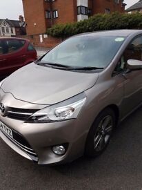 Toyota verso 64 plate grey colour